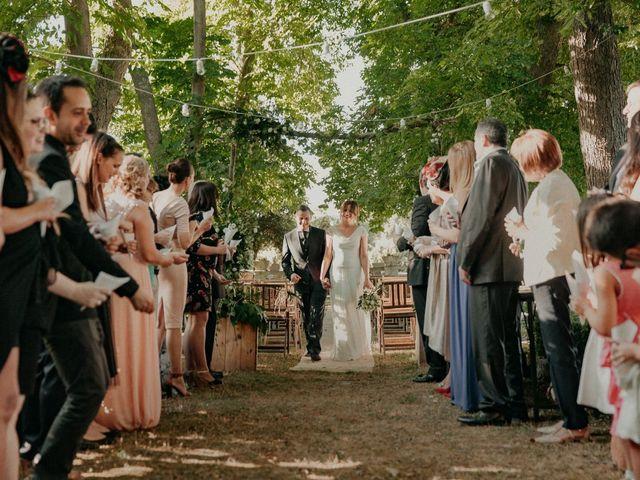 La boda de Jose y Edurne en Santa Gadea Del Cid, Burgos 70