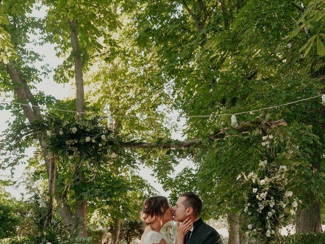 La boda de Jose y Edurne en Santa Gadea Del Cid, Burgos 72