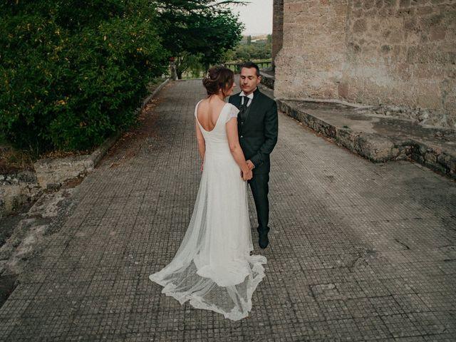 La boda de Jose y Edurne en Santa Gadea Del Cid, Burgos 119