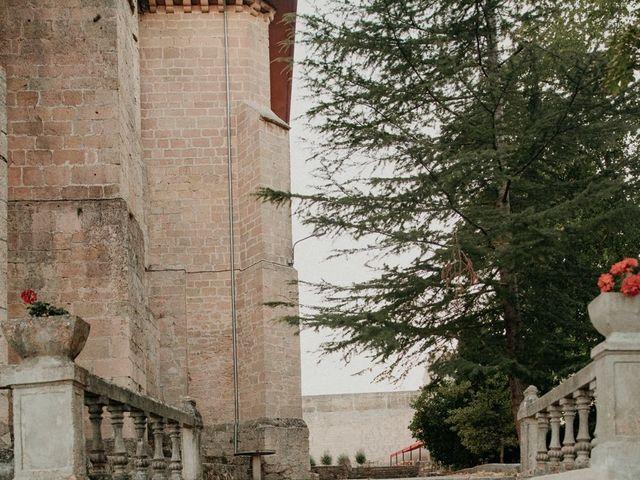 La boda de Jose y Edurne en Santa Gadea Del Cid, Burgos 130