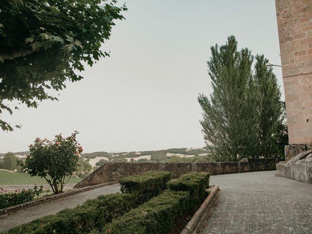 La boda de Jose y Edurne en Santa Gadea Del Cid, Burgos 131