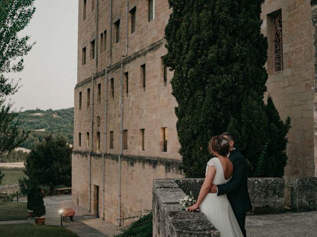 La boda de Jose y Edurne en Santa Gadea Del Cid, Burgos 142