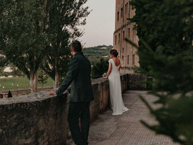 La boda de Jose y Edurne en Santa Gadea Del Cid, Burgos 144