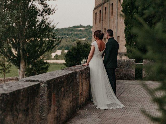 La boda de Jose y Edurne en Santa Gadea Del Cid, Burgos 2
