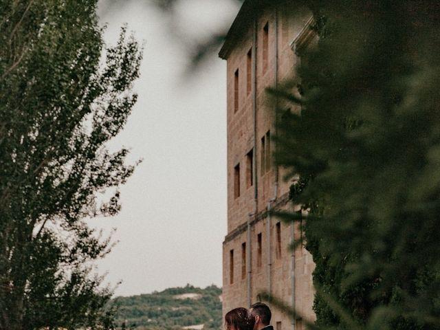 La boda de Jose y Edurne en Santa Gadea Del Cid, Burgos 146