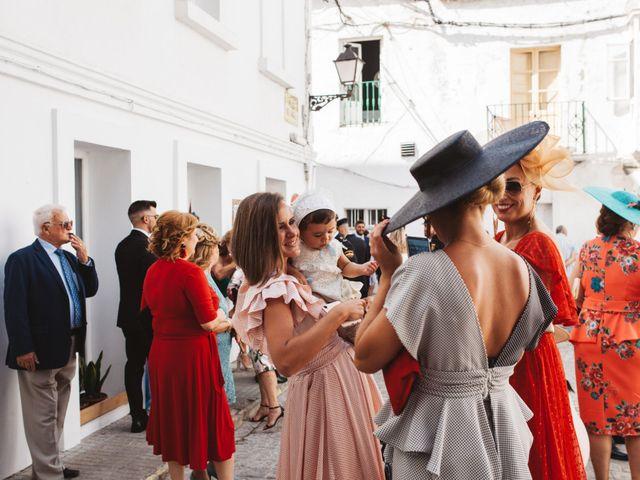 La boda de Jorge y María en Algeciras, Cádiz 20