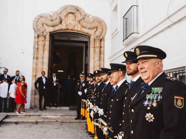 La boda de Jorge y María en Algeciras, Cádiz 22