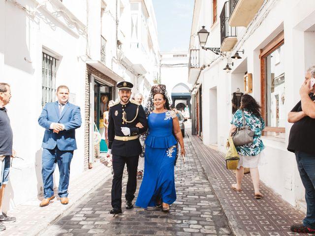La boda de Jorge y María en Algeciras, Cádiz 23