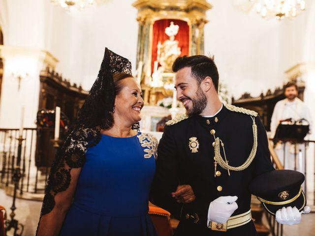 La boda de Jorge y María en Algeciras, Cádiz 25