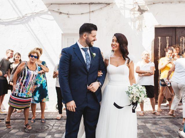 La boda de Jorge y María en Algeciras, Cádiz 27