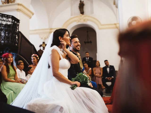 La boda de Jorge y María en Algeciras, Cádiz 29