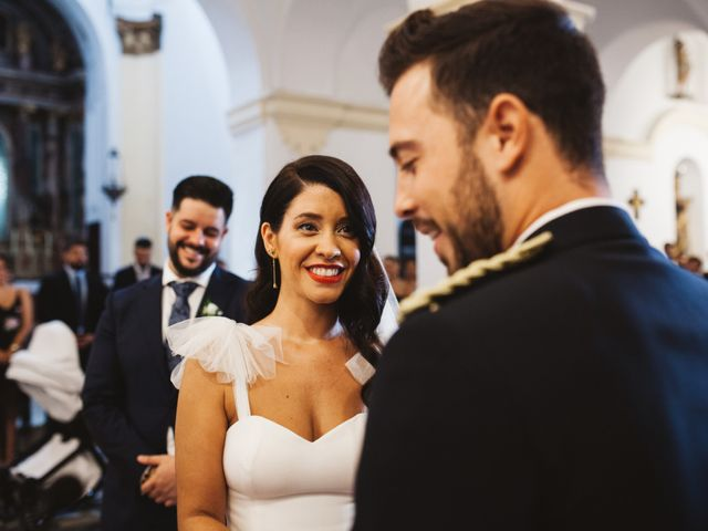 La boda de Jorge y María en Algeciras, Cádiz 30