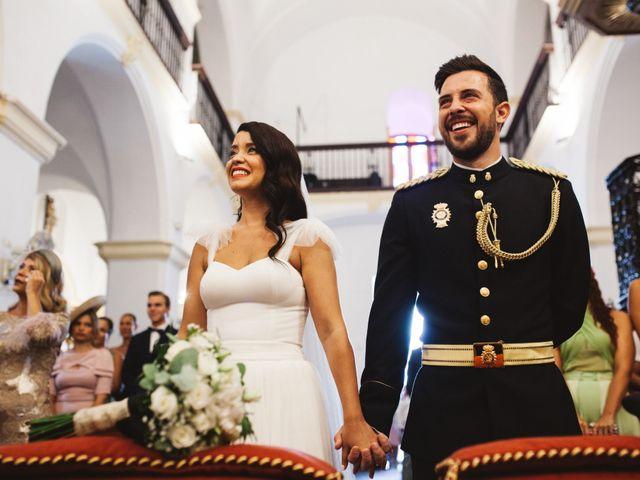 La boda de Jorge y María en Algeciras, Cádiz 33