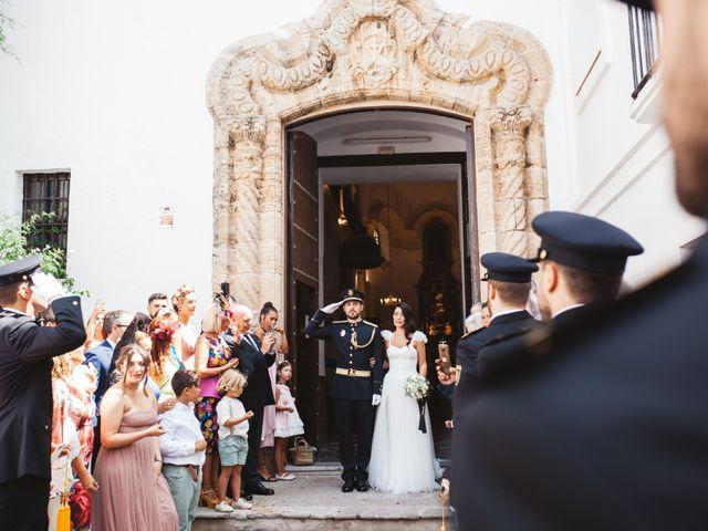 La boda de Jorge y María en Algeciras, Cádiz 34