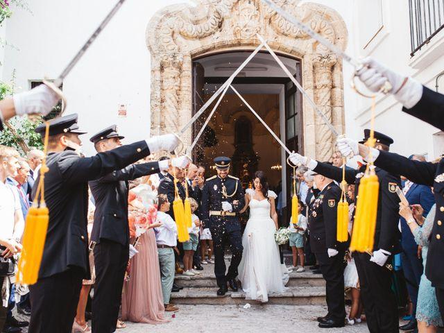 La boda de Jorge y María en Algeciras, Cádiz 36