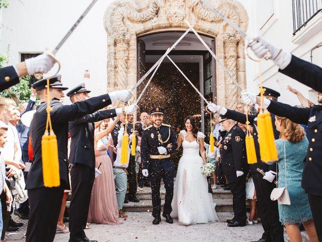 La boda de Jorge y María en Algeciras, Cádiz 37