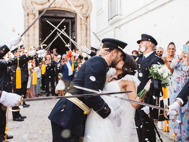La boda de Jorge y María en Algeciras, Cádiz 38
