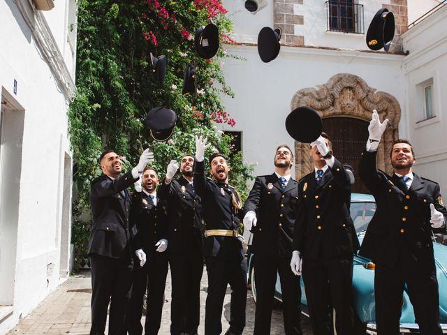 La boda de Jorge y María en Algeciras, Cádiz 39