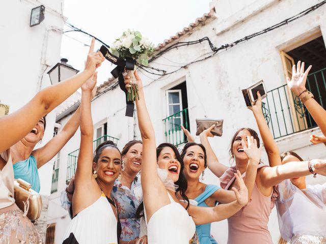 La boda de Jorge y María en Algeciras, Cádiz 40