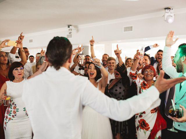 La boda de Jorge y María en Algeciras, Cádiz 59