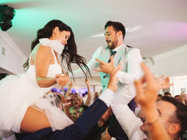 La boda de Jorge y María en Algeciras, Cádiz 60
