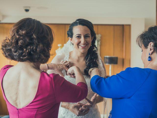 La boda de Francisco y Cristina en Toledo, Toledo 19