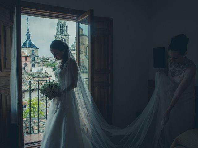 La boda de Francisco y Cristina en Toledo, Toledo 22