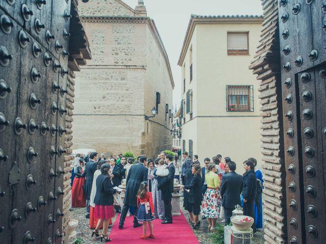La boda de Francisco y Cristina en Toledo, Toledo 23
