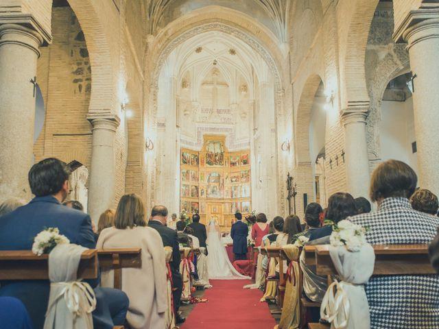 La boda de Francisco y Cristina en Toledo, Toledo 25