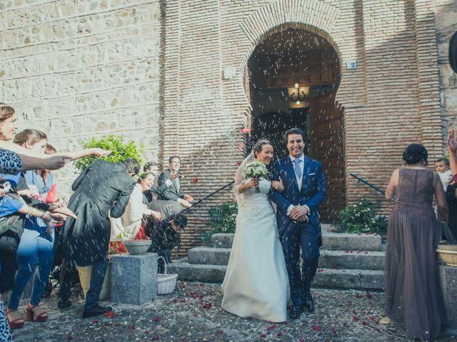 La boda de Francisco y Cristina en Toledo, Toledo 28