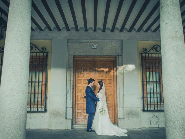 La boda de Francisco y Cristina en Toledo, Toledo 29