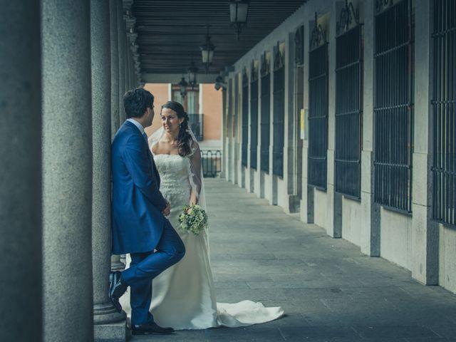 La boda de Francisco y Cristina en Toledo, Toledo 31