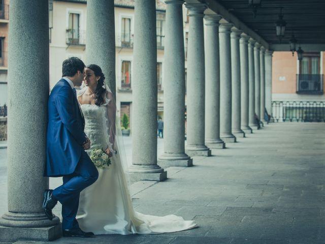 La boda de Francisco y Cristina en Toledo, Toledo 32
