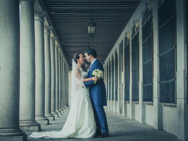 La boda de Francisco y Cristina en Toledo, Toledo 34