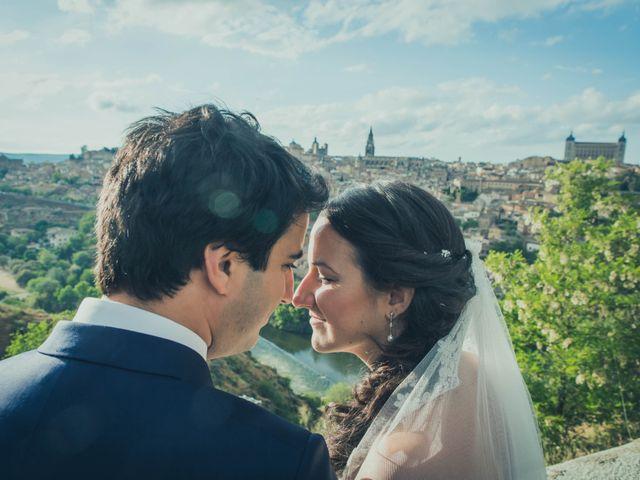 La boda de Francisco y Cristina en Toledo, Toledo 36
