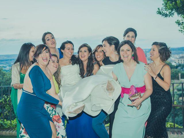 La boda de Francisco y Cristina en Toledo, Toledo 37