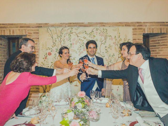 La boda de Francisco y Cristina en Toledo, Toledo 40