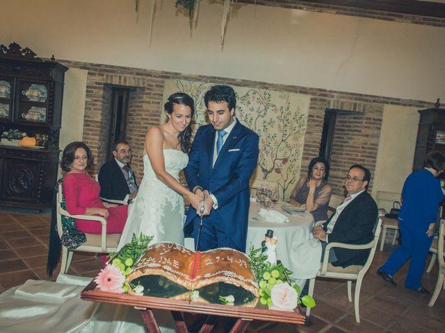 La boda de Francisco y Cristina en Toledo, Toledo 42