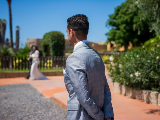 La boda de Ale y Ylenia en Santa Cruz De Tenerife, Santa Cruz de Tenerife 11
