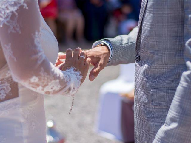 La boda de Ale y Ylenia en Santa Cruz De Tenerife, Santa Cruz de Tenerife 14