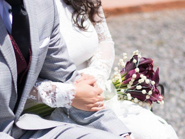 La boda de Ale y Ylenia en Santa Cruz De Tenerife, Santa Cruz de Tenerife 15
