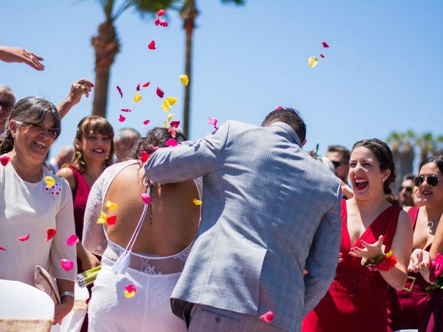 La boda de Ale y Ylenia en Santa Cruz De Tenerife, Santa Cruz de Tenerife 16