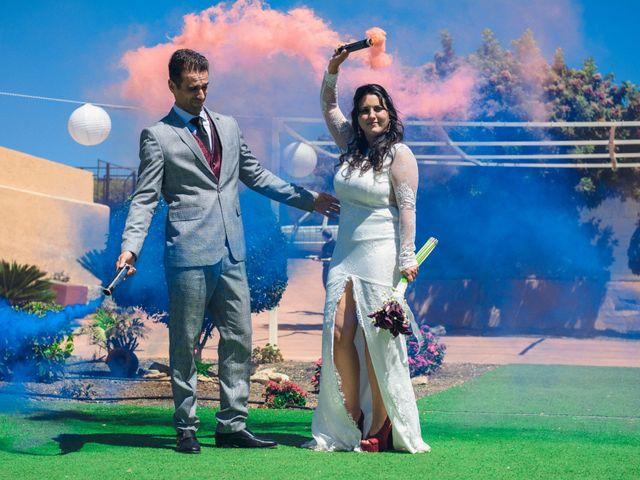 La boda de Ale y Ylenia en Santa Cruz De Tenerife, Santa Cruz de Tenerife 22