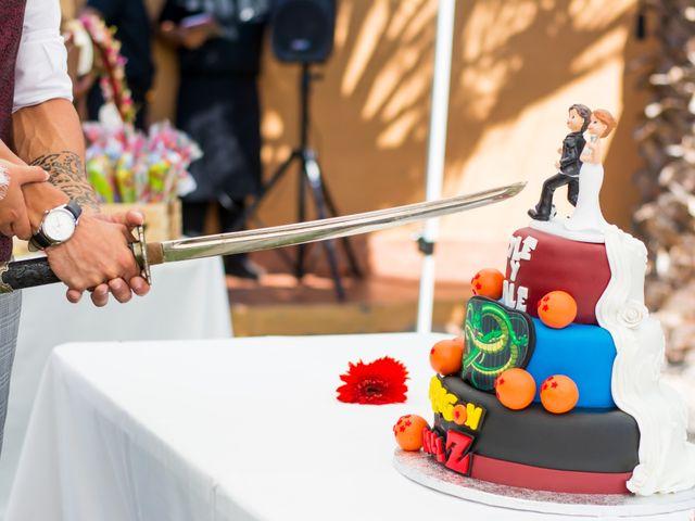 La boda de Ale y Ylenia en Santa Cruz De Tenerife, Santa Cruz de Tenerife 23