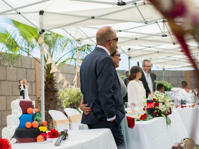 La boda de Ale y Ylenia en Santa Cruz De Tenerife, Santa Cruz de Tenerife 31