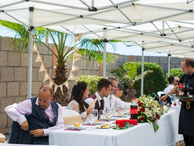 La boda de Ale y Ylenia en Santa Cruz De Tenerife, Santa Cruz de Tenerife 32
