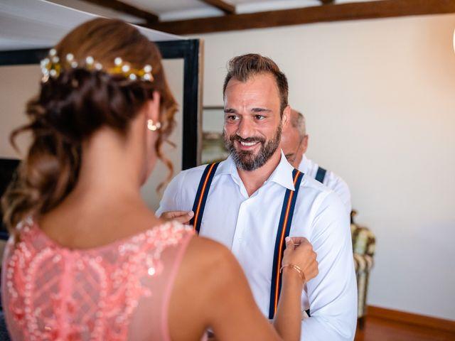 La boda de Rocio y Juan en Valoria La Buena, Valladolid 2
