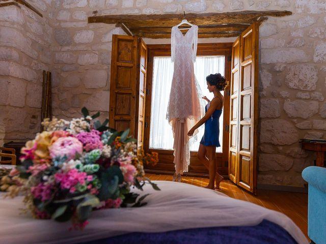 La boda de Rocio y Juan en Valoria La Buena, Valladolid 12