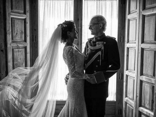 La boda de Rocio y Juan en Valoria La Buena, Valladolid 25