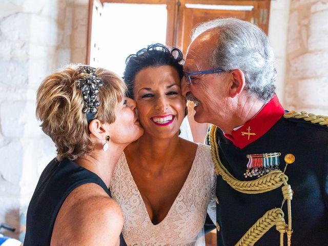 La boda de Rocio y Juan en Valoria La Buena, Valladolid 26